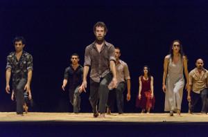 Balé Teatro Guaíra - Crédito Claudio de Orte